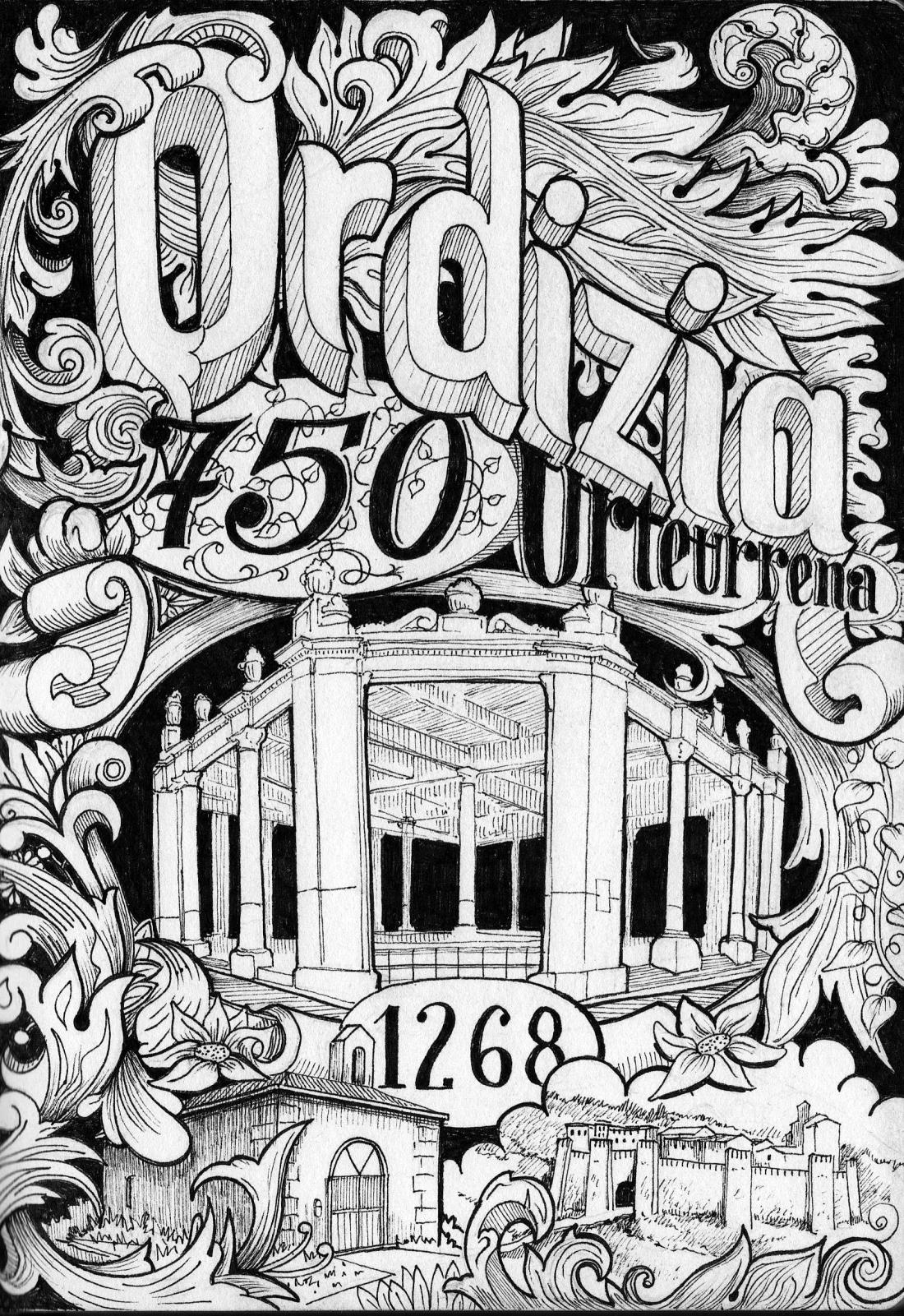 Dibujo lettering319